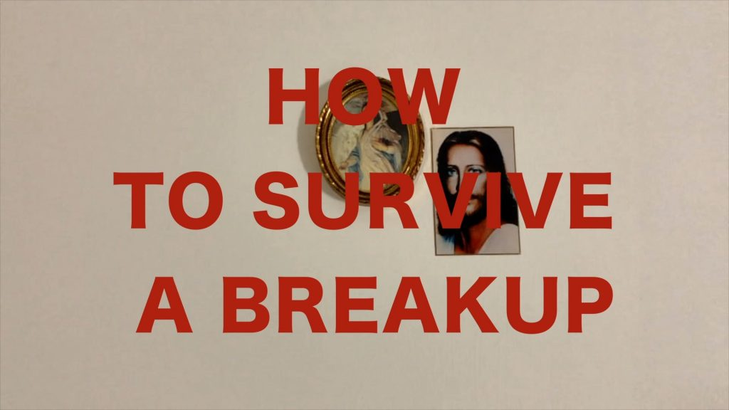 HOW TO SURVIVE A BREAK UP ( a short video guide to get over it) - Paolo Ermanno Vecchione - POOL 18